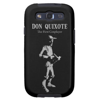 Don Quixote - The First Cosplayer Galaxy SIII Cases