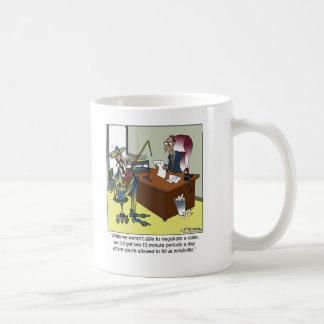 Don Quixote Today Coffee Mug