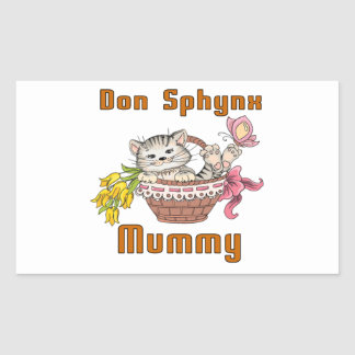 Don Sphynx Cat Mom