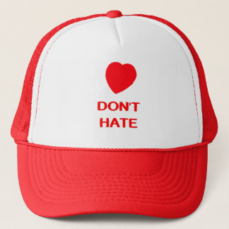 DON'T HATE Trucker Hat