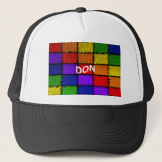 DON TRUCKER HAT