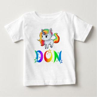 Don Unicorn Baby T-Shirt