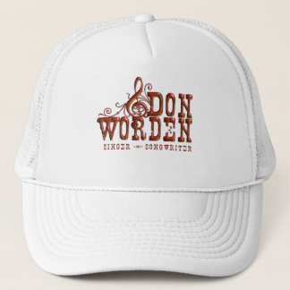 Don Worden Singer ~ Songwriter Hat