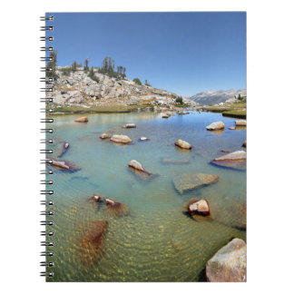 Donahue Pass Lake - Yosemite Notebook