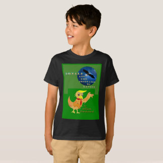 Donald and the Constable of Ravens T-Shirt