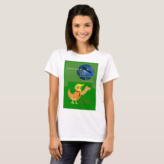 Donald and the Constable of Ravens Women's T-Shirt
