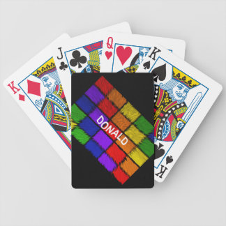 DONALD BICYCLE PLAYING CARDS