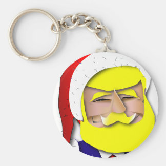 Donald Claus Keychain