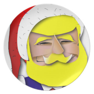 Donald Claus Plate