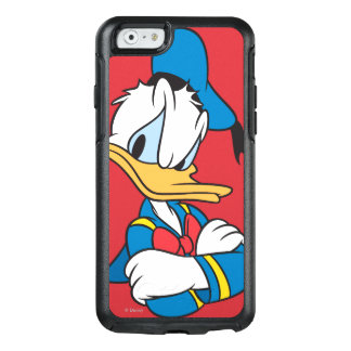 Donald Duck | Arms Crossed OtterBox iPhone 6/6s Case
