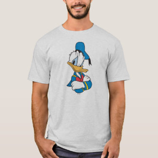 Donald Duck   Arms Crossed T-Shirt