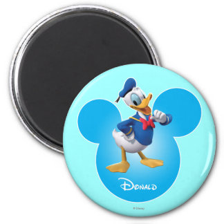 Donald Duck Magnet