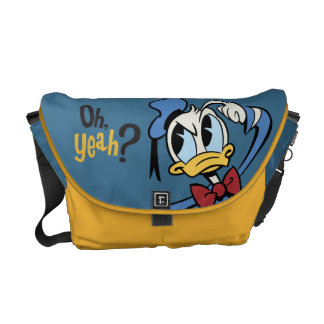 Donald Duck - Oh Yeah? Messenger Bag