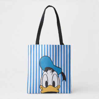 Donald Duck | Peek-a-Boo Tote Bag