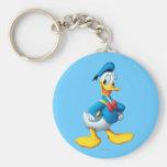 Donald Duck Pose 4 Key Chain