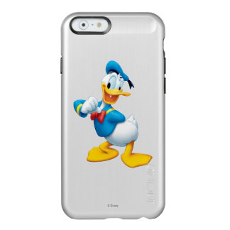 Donald Duck | Posing Incipio Feather® Shine iPhone 6 Case