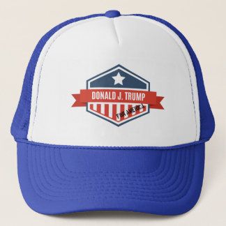 Donald J. Trump for America Election Baseball Hat