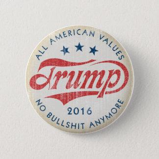 Donald Trump 2016 2 Inch Round Button