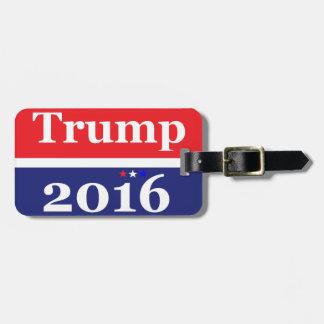 Donald Trump 2016 Bag Tag