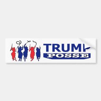 Donald TRUMP 2016 Bumper Sticker