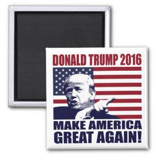 Donald Trump 2016 For President Magnet