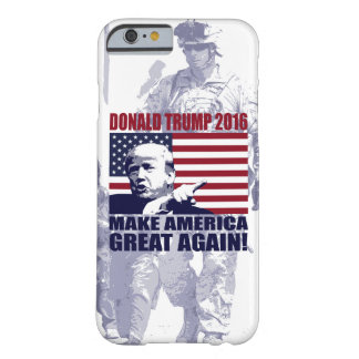 Donald Trump 2016 For President Phone Case