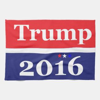 Donald Trump 2016 Hand Towel