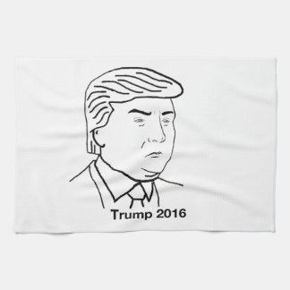 Donald Trump 2016 Kitchen Towel