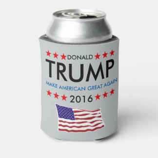 Donald Trump 2016: Make America Great Can Cooler