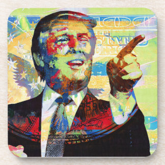 Donald Trump 2016 Presidential Candidate Beverage Coasters