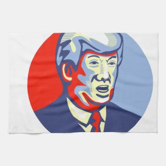Donald Trump 2016 Republican Candidate Towel