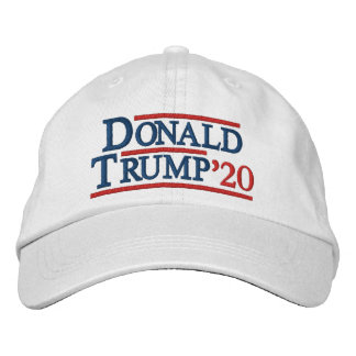 Donald Trump 2020 Embroidered Hat