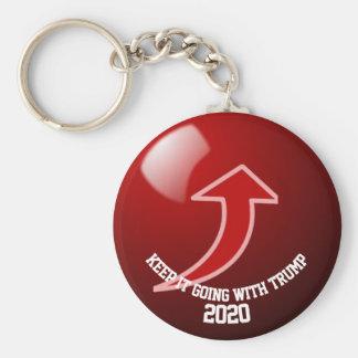 Donald Trump 2020 Keychain