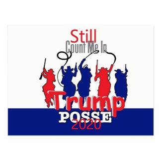 Donald TRUMP 2020 Postcard