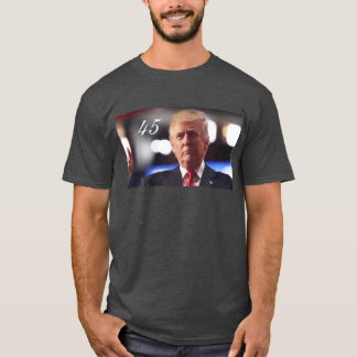 Donald Trump, 45th President of the United States T-Shirt