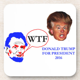 Donald Trump and Lincoln Coaster