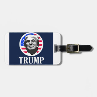 Donald Trump Bag Tag