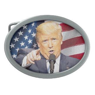 Donald Trump Belt Buckles
