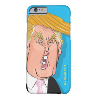 Donald Trump Cartoon Iphone 6 /6s Case Barely There iPhone 6 Case
