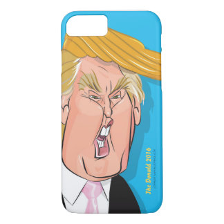 Donald Trump Cartoon iPhone 7 /6s Case