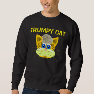 Donald Trump Cat T-shirts TRUMPY CAT
