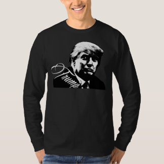 Donald Trump Chive Winning Long Sleeve T-Shirt