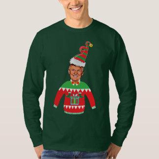 Donald Trump Christmas Ugly Christmas Sweater