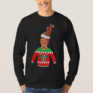Donald Trump Christmas Ugly Christmas Sweater