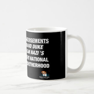 Donald Trump Endorsements Coffee Mug