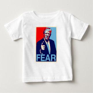 "Donald trump ""Fear"" parody poster 2017 Baby T-Shirt"