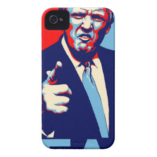 "Donald trump ""Fear"" parody poster 2017 iPhone 4 Case-Mate Case"