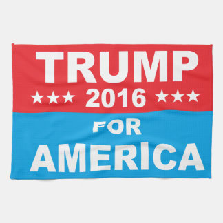Donald Trump for America Kitchen Towels