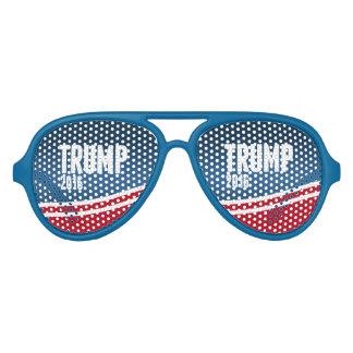 Donald Trump for President 2016 Aviator Sunglasses