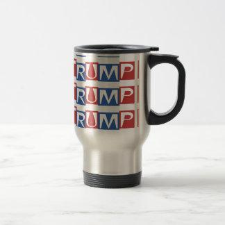 Donald TRUMP for President 2016 Election Gear Travel Mug